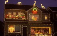Big Exterior Christmas Lights  27 Architecture
