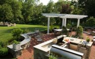 Big Garden Design  23 Renovation Ideas
