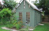 Big Garden Shed  3 Decoration Idea