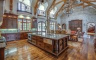 Big Kitchens  14 Decor Ideas