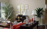 Big Living Room Plants  22 Design Ideas
