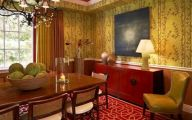 Decorating An Elegant Dining Room  10 Home Ideas
