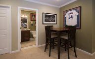 Elegant Basement Renovations  18 Home Ideas