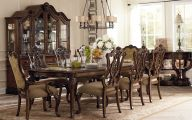 Elegant Dining Table And Chairs  4 Inspiration