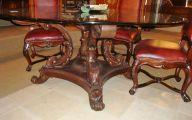 Elegant Dining Table Bases  21 Decoration Idea