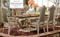 Fine Dining Room Tables And Chairs  10 Picture