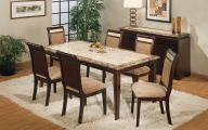 Fine Dining Room Tables And Chairs  23 Decoration Idea