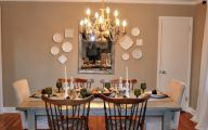 Fine Dining Table Arrangement  11 Decor Ideas