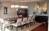 Modern And Elegant Dining Room  12 Renovation Ideas
