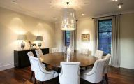Modern And Elegant Dining Room  14 Home Ideas