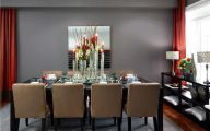 Modern And Elegant Dining Room  18 Inspiration