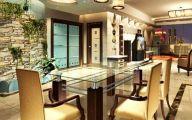 Modern And Elegant Dining Room  20 Decoration Inspiration