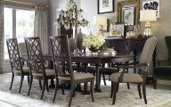 Modern And Elegant Dining Room  21 Picture