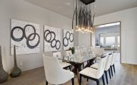 Modern And Elegant Dining Room  4 Decoration Idea