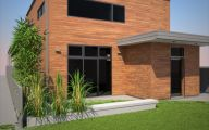 Modern Exterior Finishes  3 Designs