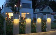 Modern Exterior Light Fixtures  31 Inspiration