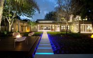 Modern Exterior Lighting  16 Design Ideas