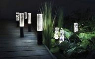 Modern Exterior Lighting  20 Picture