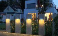 Modern Exterior Lighting  27 Decoration Inspiration