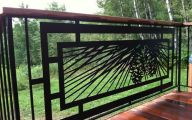 Modern Exterior Railings  1 Decoration Inspiration
