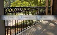 Modern Exterior Railings  18 Decoration Inspiration