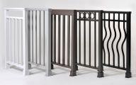 Modern Exterior Railings  30 Decoration Idea