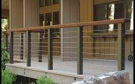 Modern Exterior Railings  33 Ideas