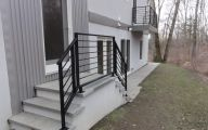 Modern Exterior Railings  5 Picture