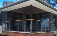 Modern Exterior Railings  7 Arrangement