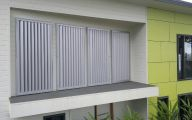Modern Exterior Shutters  19 Home Ideas