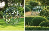 Modern Garden Art  24 Renovation Ideas