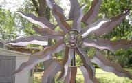 Modern Garden Art Sculptures  2 Design Ideas