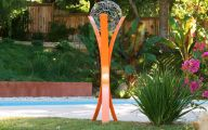 Modern Garden Art Sculptures  20 Decoration Inspiration