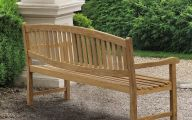 Modern Garden Bench  13 Inspiring Design