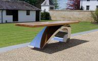 Modern Garden Bench  21 Designs