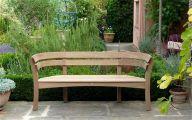Modern Garden Bench  6 Decoration Idea
