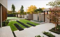 Modern Garden Design  94 Home Ideas