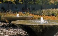 Modern Garden Fountains  1 Inspiring Design