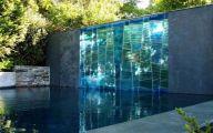 Modern Garden Fountains  10 Home Ideas