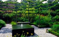 Modern Garden Fountains  23 Inspiration