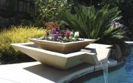 Modern Garden Fountains  27 Designs