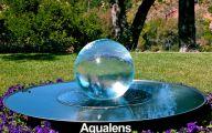 Modern Garden Fountains  31 Inspiration