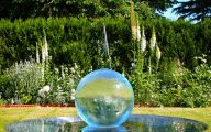 Modern Garden Fountains  35 Decor Ideas