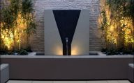 Modern Garden Fountains  6 Decoration Inspiration