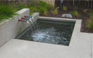 Modern Garden Fountains  8 Designs