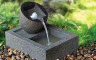 Modern Garden Fountains  9 Renovation Ideas