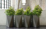 Modern Garden Planters  16 Designs