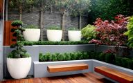 Modern Garden Planters  2 Ideas