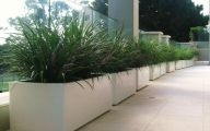 Modern Garden Planters  24 Renovation Ideas