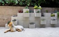 Modern Garden Planters  43 Home Ideas